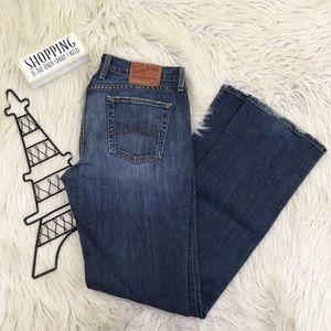 Lucky Brand Classc Rider Jeans w/ Long Inseam